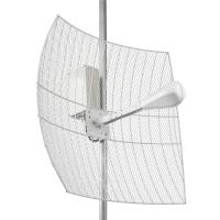 KNA24-1700/2700 BOX - параболическая MIMO антенна 24 дБ с гермобоксом